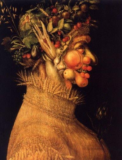 ... Giuseppe Arcimboldo (1526-1593) reste un peintre encore mystérieux