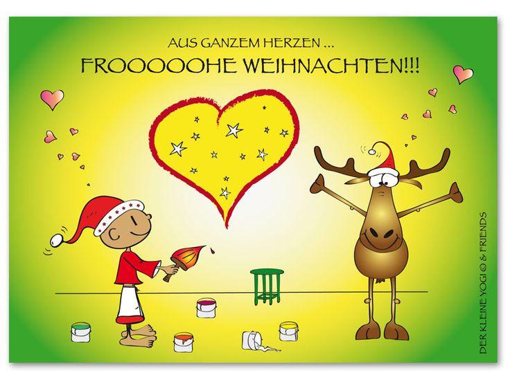 Frooooohe Weihnachten · Sprüche WeihnachtenWeihnachten RezeptePositive  ZitateNeujahrSüße ...
