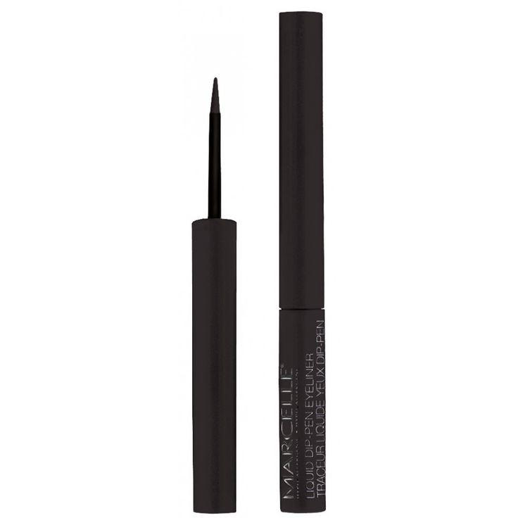Waterproof Liquid DIP-PEN Eyeliner 10H+ - Blackest Black