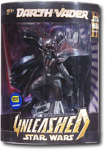 Star Wars: Unleashed - Darth Vader Creative Innovations & Sourcing, LLC http://www.amazon.com/dp/B000BZ1I3C/ref=cm_sw_r_pi_dp_cvdPtb16V5VAQKD7