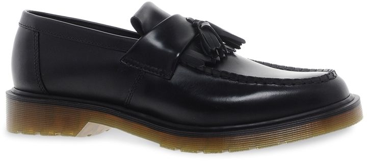 $189, Dr Martens Adrian Tassel Loafers by Dr. Martens. Sold by Asos. Click for more info: http://lookastic.com/men/shop_items/58130/redirect