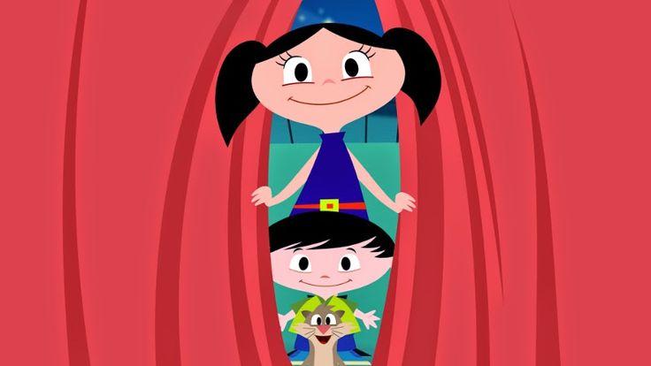 Show da Luna lindo e educativo desenho da Discovery kids as meninas amam e eu e meu esposo tbm kkkkk