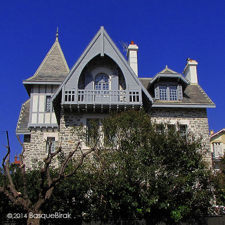 Villa, Biarritz. #biarritz #iparralde #basquecountry www.basquebirak.com