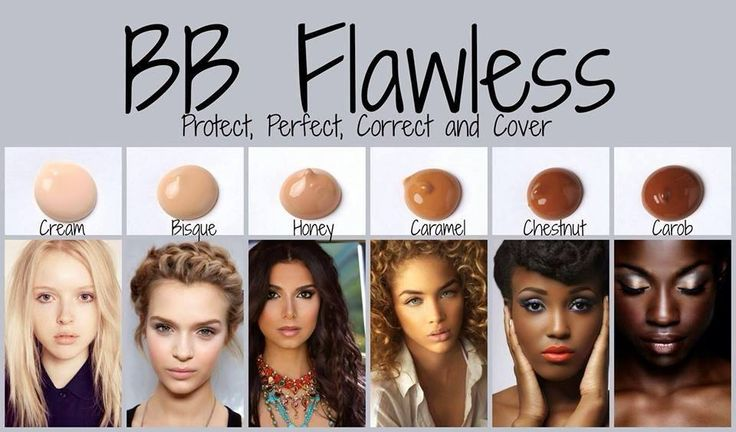 BB Flawless Complexion Enhancer Lightweight, creamy, and a perfect base for our Powder Concealers.