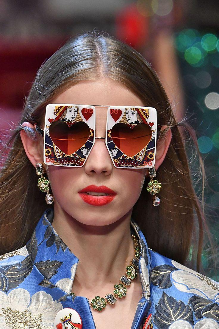 Dolce Gabbana Golden Leaves Gözlük Koleksiyonu