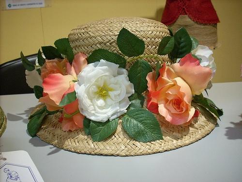 Cappelli di paglia fiorentini #TuscanyAgriturismoGiratola