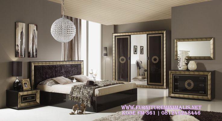 Set Kamar Tidur Utama Mewah Terbaru . Furniture Minimalis Jepara