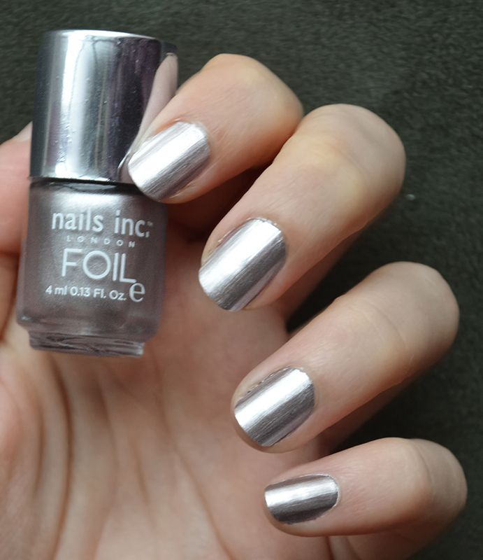 "Vernis ""Best Dressed Nails"" (Nails Inc.) - Avis et swatch"