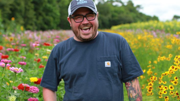 """Back in June, chef Sean Brock dropped by the Food Republic test kitchen to cook and chat about Southern cuisine. We asked him about his family's signature dishes and he brought up this """"really cool"""" technique of preparing beans — particularly, the greasy beans that are indigenous to his native Southwestern Virginia. Grab a needle and thread and follow along."""