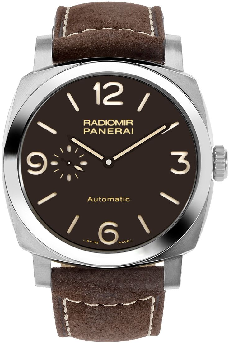 Panerai Radiomir PAM00619 Mens Automatic Watch - Buy Now Lowest Price Guaranteed 100% Authentic FREE Overnight Shipping