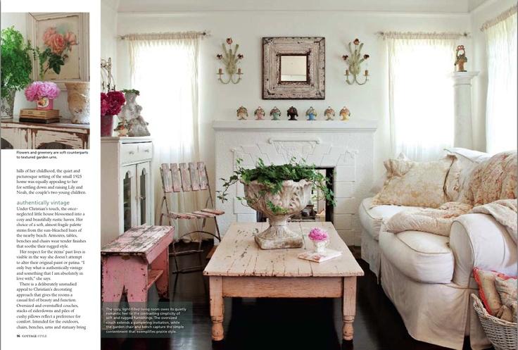 108 Best Images About Decor Romantic Prairie Style On Pinterest Romantic Cottages And Vintage