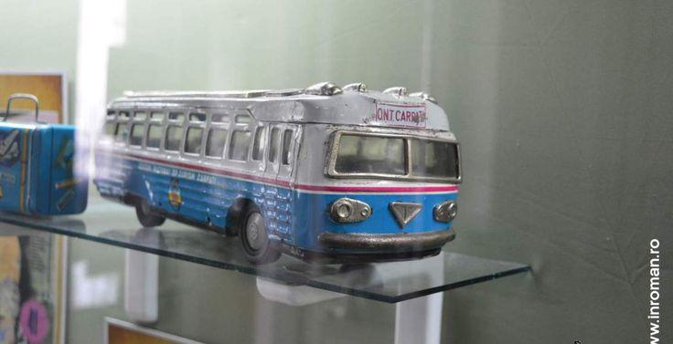 Jucării de altădată la Muzeul de Istorie