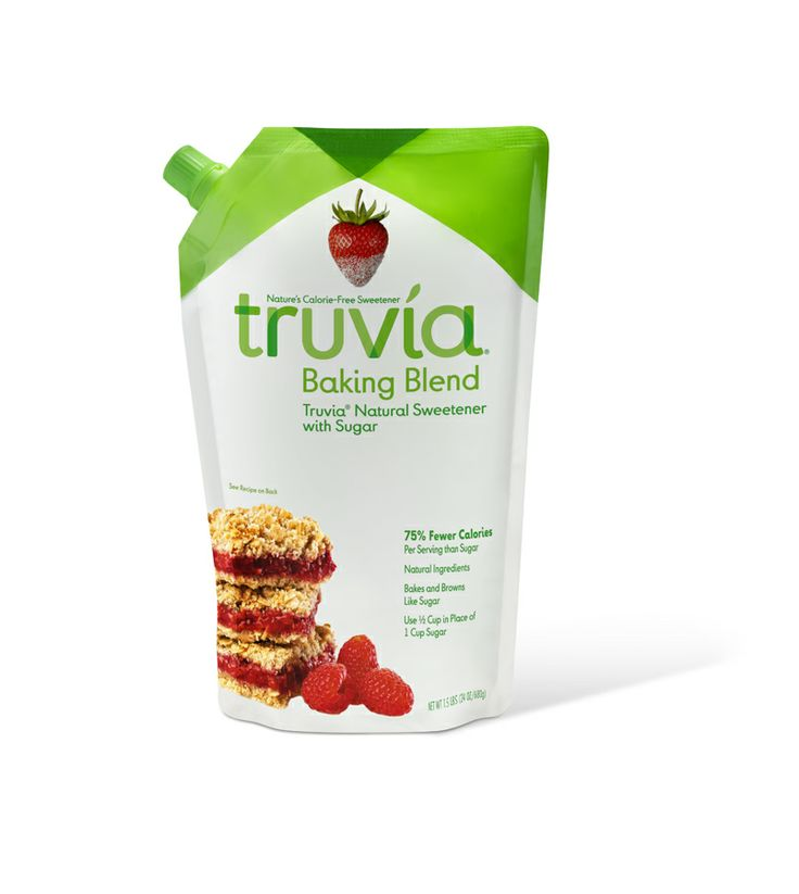 #DidYouKnow? Whether it's flavor or texture, #Truvia Baking Blend allows you to keep the goodness while letting go of 75% of calories from sugar.