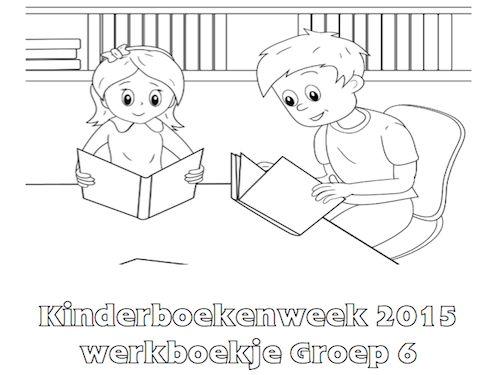 Kinderboekenweek Werkboekje Groep 6