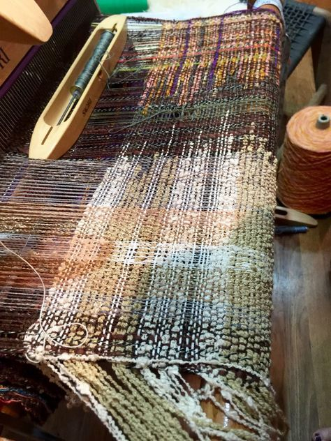 A blog about Saori hand weaving,sewing clothing from hand wovens and many fiber arts from felting to hand spinning to fiber dyeing.