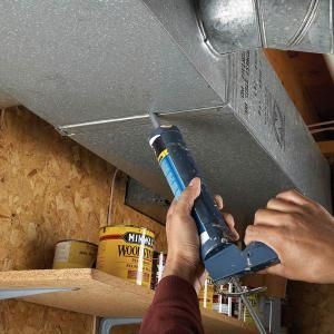 Sealing leaky joints in heating, ventilating and air conditioning ducts is a simple, cheap DIY project that can reduce your energy costs by hundreds of dollars a years.