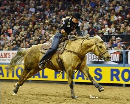 Sherry Cervi And Stingray Winning Round One Of The 2013