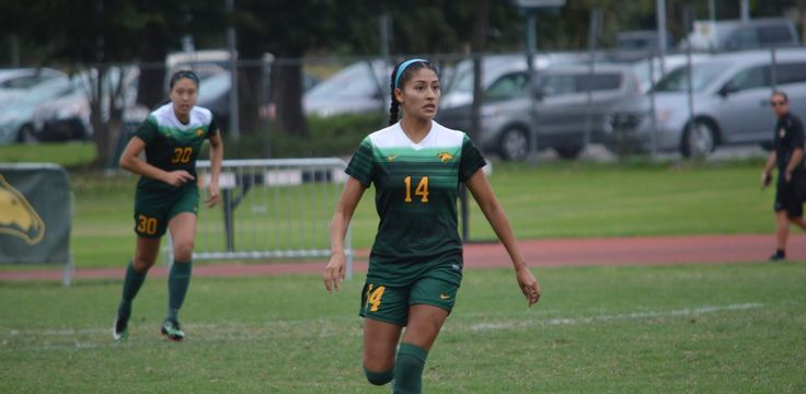 Pomona- The Cal Poly Pomona women's soccer team will go on the road this week as they look to remain unbeaten in California Collegiate Athletic Association play when they face the University of California San Diego on Friday and Cal State San Marcos on Sunday.