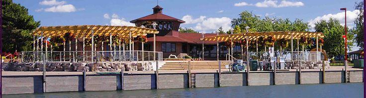 Leamington, Ontario  Marina