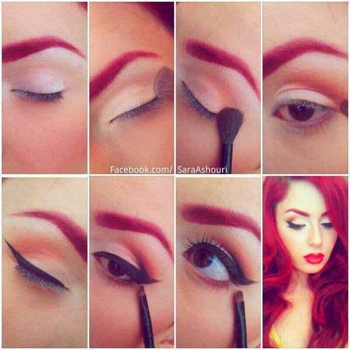 Pin Up Makeup tips....