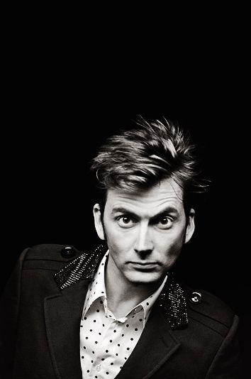 David Tennant's hair > anyone's hair in the history of forever