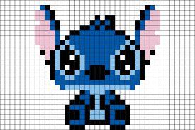 """Résultat de recherche d'images pour """"pixel art facile"""""""