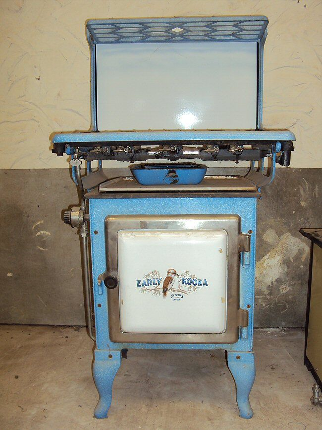 early kooka gas stove - Google Search