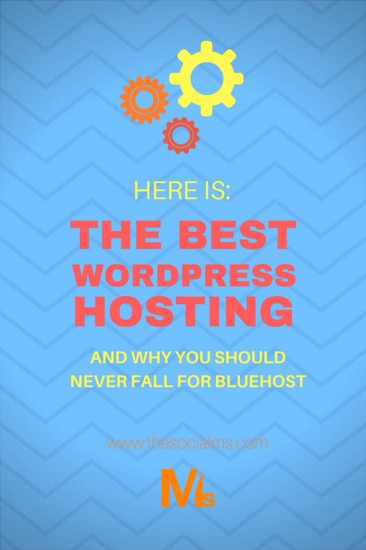 Finding the best WordPress hosting service isn't easy - because a lot of sites are recommending Bluehost and similar services. You should never fall for these! Cloudways is an awesome hosting service that is just as affordable, has very fast servers, and a support service that never leaves you alone! #WordpressHosting #Webhosting #BestWordpressHost #Bluehost