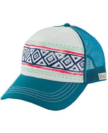 ༻⚜༺ ❤️ ༻⚜༺ Billabong-Tight Rope Trucker Hat ༻⚜༺ ❤️ ༻⚜༺