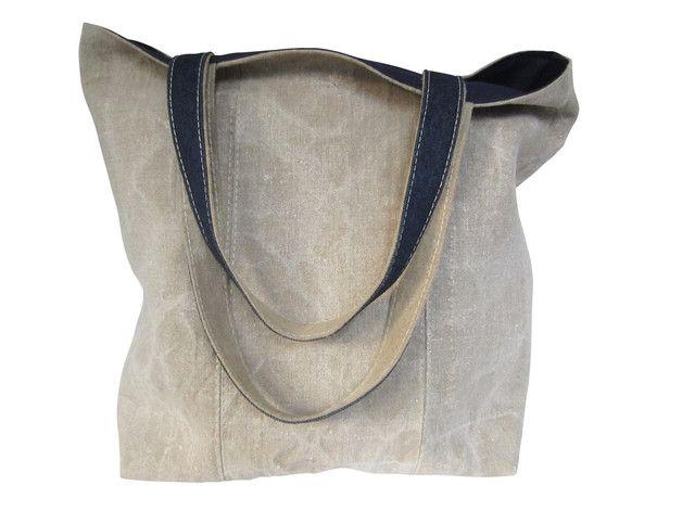 Počet nápadov na tému Canvas Shopper Bag na Pintereste: 17 ...