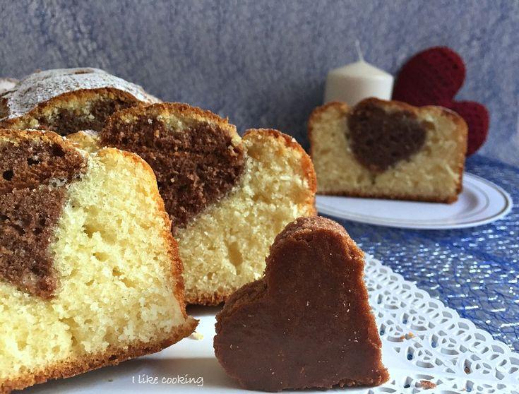 Plumcake con sorpresa al cioccolato