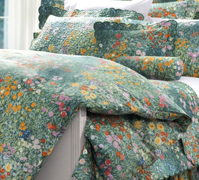 The Monet Duvet That Started It All Family Is Forever