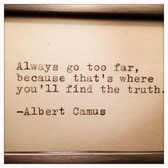 an analysis of the work of albert camus The stranger, albert camus (1942)  analysis: part one of the  he took more time off from work than he really needed just to indulge himself in.