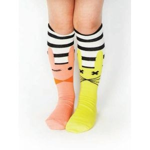 Best friends socks, love that they're different but still match perfectly!  #estella #kids #accessories