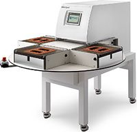AH-B Rotary Sealer  Medical Tray and Blister Heat Sealing Machines | Nelipak