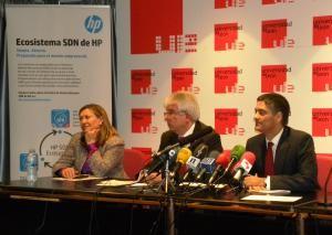 El Centro de Innovación presentado hoy en León sitúa a la ULE en la vanguardia de la tecnología de redes SDN | Universidad de León