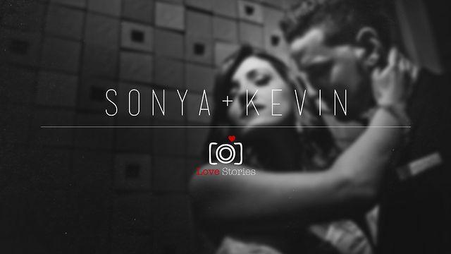 Sonya & Kevin  www.lovestoriesfilms.com
