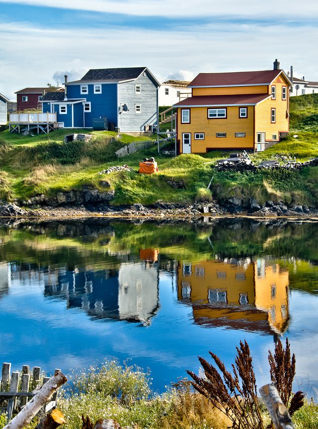 Late Summer, Fogo, Newfoundland, Canada | Find great little places around the world with the GLP app (http://go.glpapp.com/pinterest)