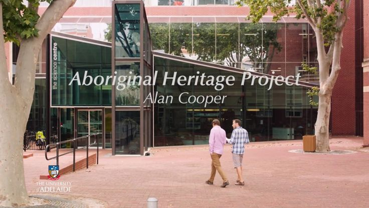 Aboriginal Heritage Project - The University of Adelaide