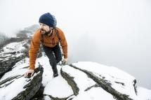 How not to freeze your butt off on winter hikes: Weatherproof Layer -- Upper Body