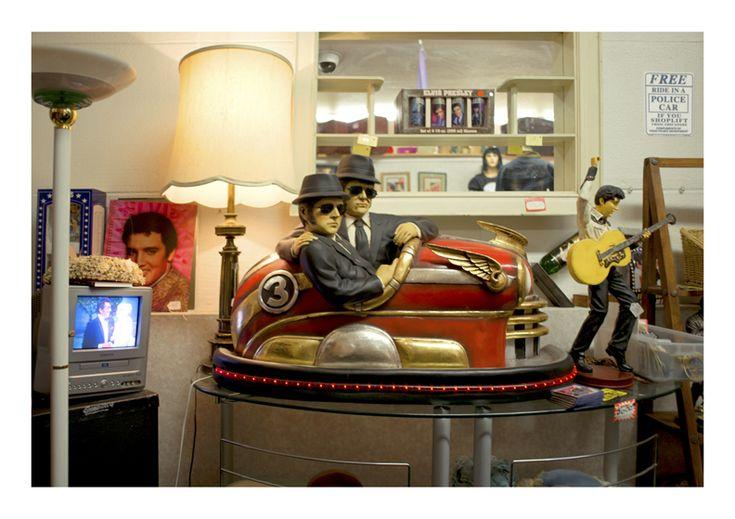 Boulder City Antique Store, Nevada, USA - Noel Hodnett