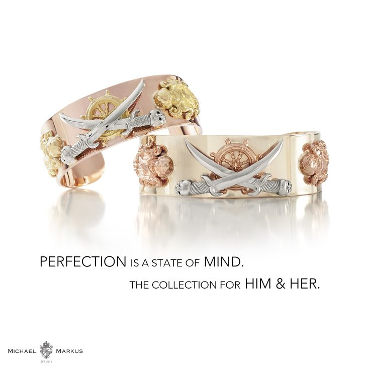 Perfection is a state of mind. The Collection for HIM & HER.