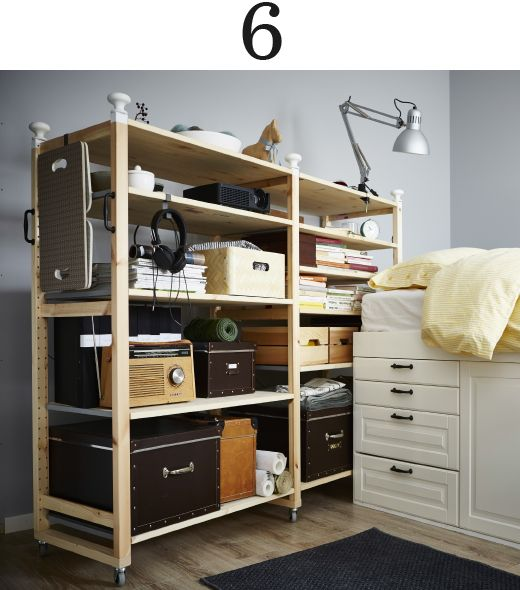 die besten 25 ivar regal ideen auf pinterest ikea ivar. Black Bedroom Furniture Sets. Home Design Ideas