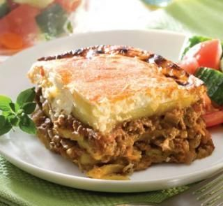 Yummy moussaka