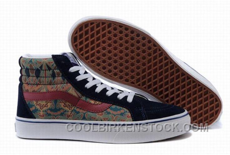http://www.coolbirkenstock.com/vans-sk8hi-gangnam-style-navy-blue-mens-shoes-rywbp.html VANS SK8-HI GANGNAM STYLE NAVY BLUE MENS SHOES RYWBP Only $74.00 , Free Shipping!