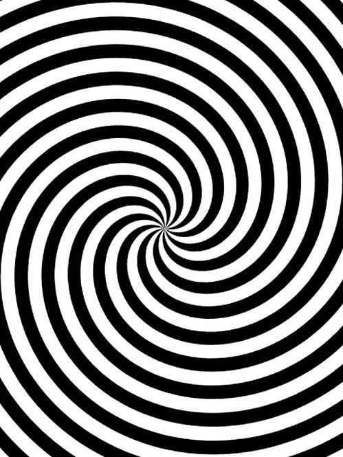 Optical Illusion Wallpaper Iphone X Hypnotic Gifs Gifmovie In 2019 Bull Eye Optical
