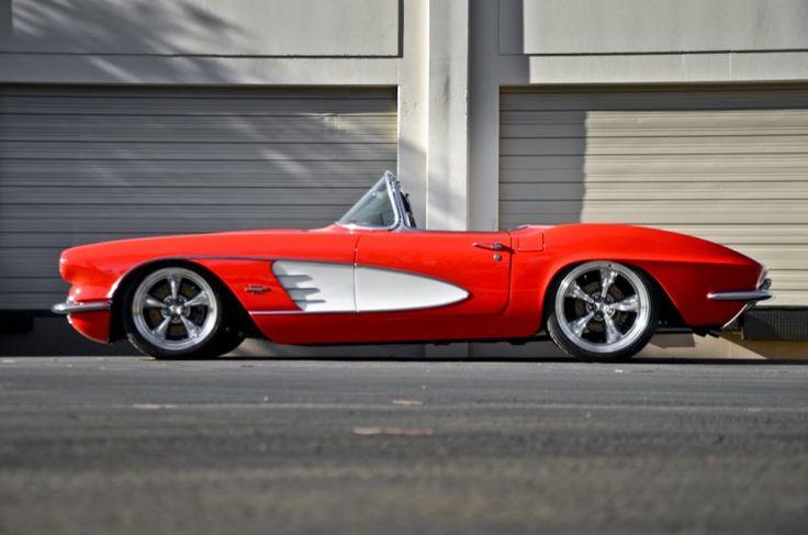 1961 Corvette                                                                                                                                                                                 More