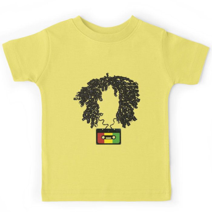 Bob and Cassette Weave Kids Clothes