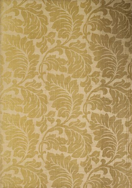 Cermian Raffia #wallpaper in #metallic #gold on #natural from the Neutral…