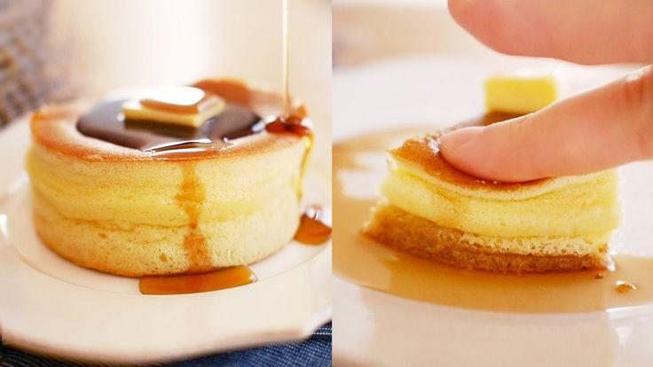 How to make Thick Pancake | Dalmiin